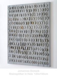Domenig Steinsplitter auf Holz c Cisar