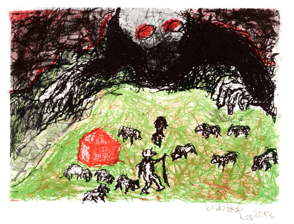 Zusammenschau – Zeitgenössische Zeichnung #3 Mitgliederausstellung